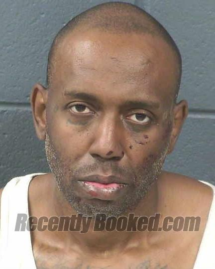Recent Mugshot Image for MELVIN BROWN in Dona Ana County, New Mexico